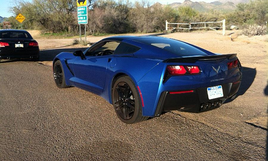 corvette-colors-laguna-blue-rear