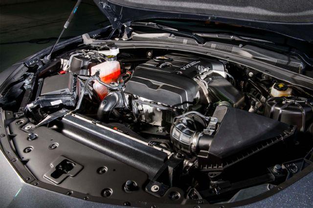 four-cylinder-camaro-engine